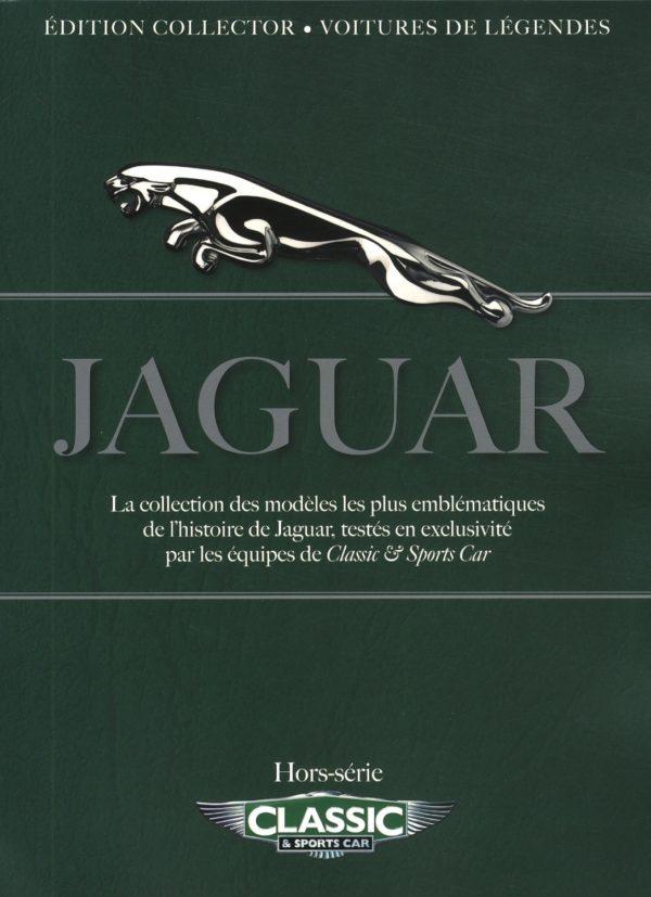 Couverture hors-série Jaguar classic and sports car