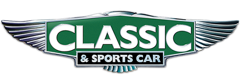 Logo Classic and Sports Car