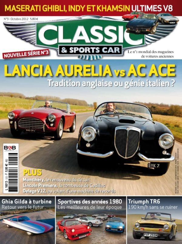 Couverture Classic & Sports Car 03