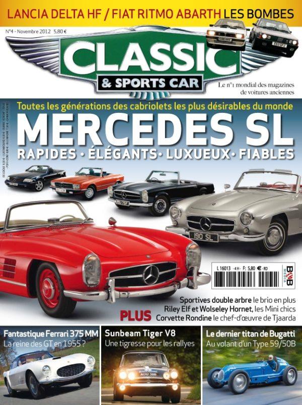 Couverture Classic & Sports Car 04