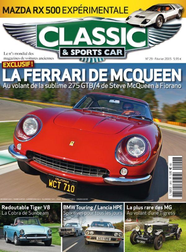 Couverture Classic & Sports Car 29