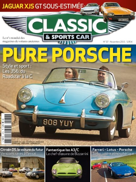 Couverture Classic & Sports Car 37