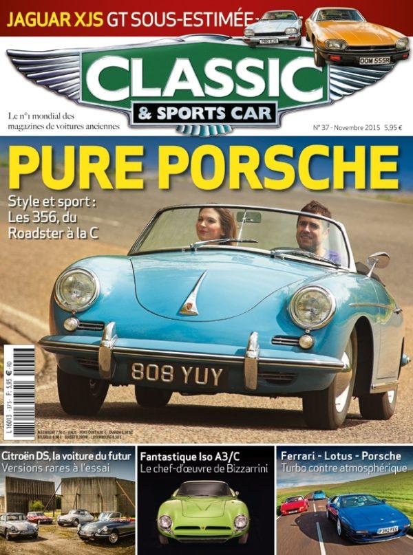 Couverture Classic & Sports Car 37