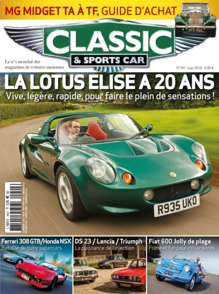 Couverture Classic & Sports Car 44