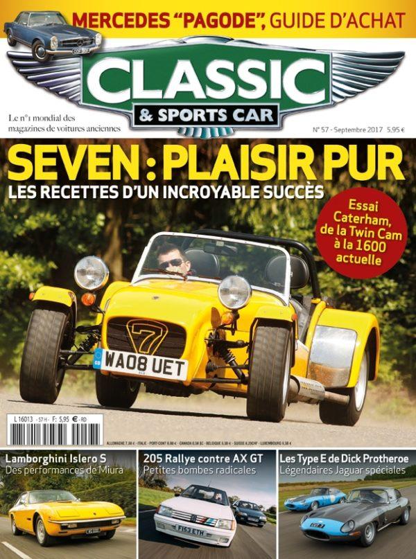 Couverture Classic & Sports Car 57