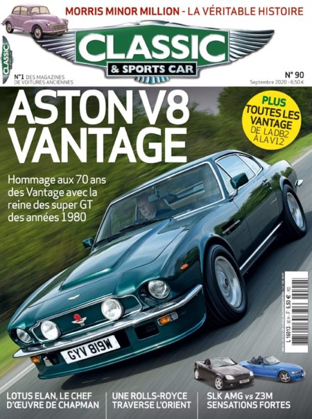 Couverture Classic & Sports Car 90