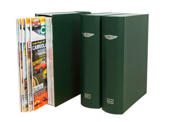 Coffret collector Classic and Sports Car