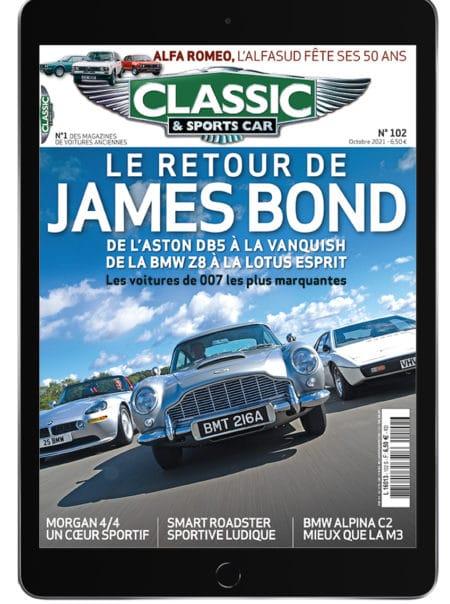 Version numérique Classic and Sports Car 102